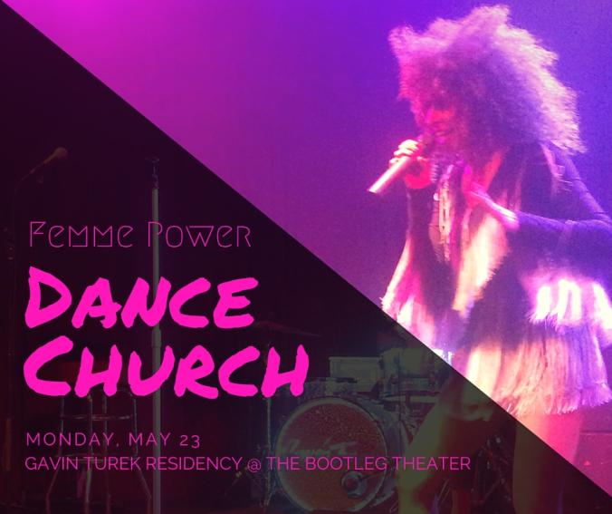 Femme Power DanceChurch